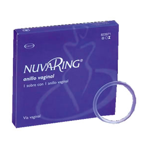 nuvaring anillo vaginal - Drogerias 100